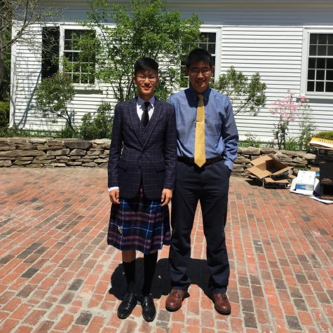 The Author and Alexander--9th Grade