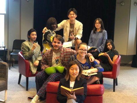 """The Book Club Play"""